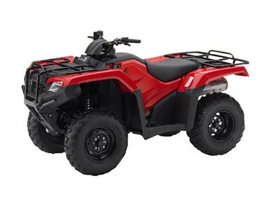 New  2018 Honda® FourTrax® Rancher® 4x4 ATV in Roseland, Louisiana
