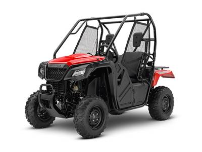 New  2018 Honda® Pioneer 500 Golf Cart / Utility in Roseland, Louisiana