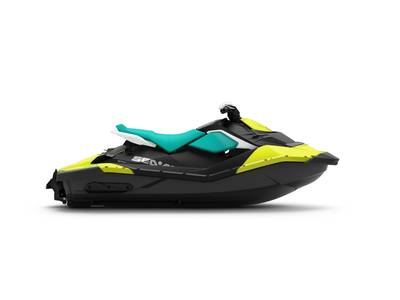 2018 Sea-Doo SPARK® 2-up Rotax 900 HO ACE iBR® &