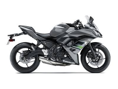 2018 Ninja 650