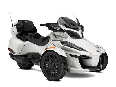 2018 Can-Am Spyder RT Limited Dark for sale 62100