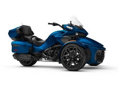 2018 Can-Am ATV Spyder® F3 Limited Dark