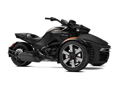 2018 Can-Am ATV Spyder® F3-S 6-speed semi-automatic with reverse (SE6) | 1 of 1