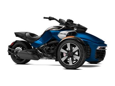 2018 Can-Am ATV Spyder® F3-S 6-speed semi-automatic with reverse (SE6)