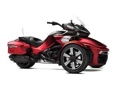 2018 Can-Am ATV Spyder® F3-T
