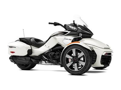 2018 Can-Am ATV Spyder® F3-T