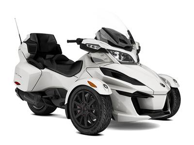 2018 Can-Am ATV Spyder® RT 6-speed semi-automatic with reverse (SE6)
