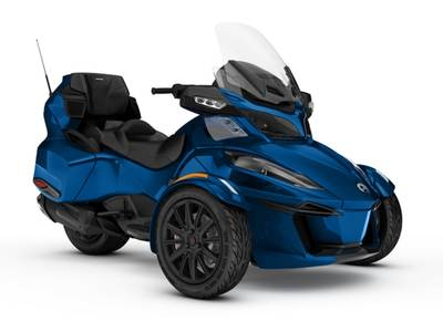 2018 Can-Am ATV Spyder® RT Limited Dark