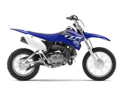 2018 Yamaha TT-R110E Corinth Mississippi