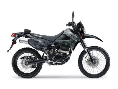 2018 KLX 250 Camo