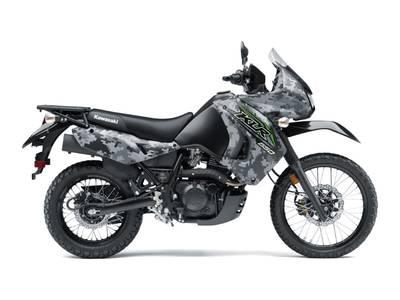 2018 KLR 650 Camo