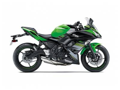 2018 Kawasaki Ninja 650 ABS Kawasaki Racing Team