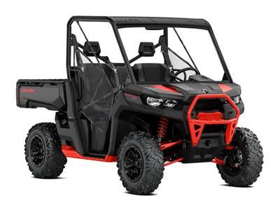 2018 Can-Am® Defender XT-P™ HD10 Marshall