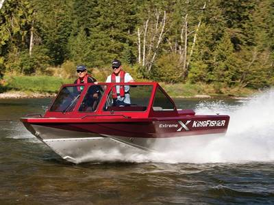 For Sale: 2018 Kingfisher 1775 Extreme Duty ft<br/>Alberta Marine