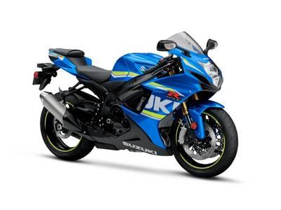 2018 Suzuki GSX-R750 1