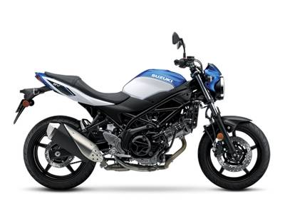 New  2018 Suzuki SV650 Standard in Houma, Louisiana