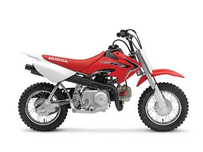 2018 Honda® CRF50F | 1 of 1