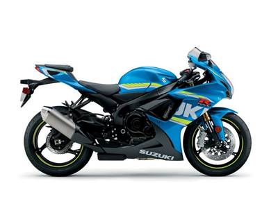 2018 Suzuki GSX-R750 | 1 of 1