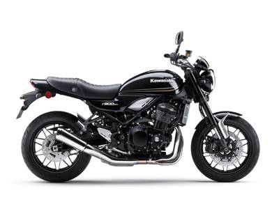 2018 Z900RS Metallic Spark Black