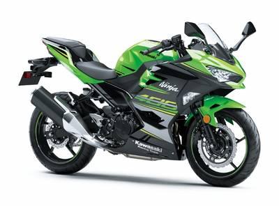 2018 Kawasaki Ninja 400 KRT Edition 1