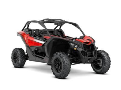 2018 Maverick X3 900 HO
