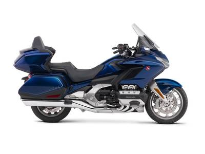 Charming 2018 Honda® Gold Wing Tour Pearl Hawkseye Blue East Hanover New Jersey