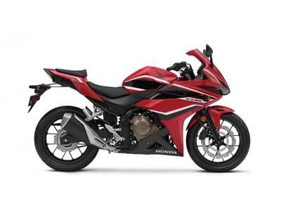 2018 Honda® CBR500R ABS