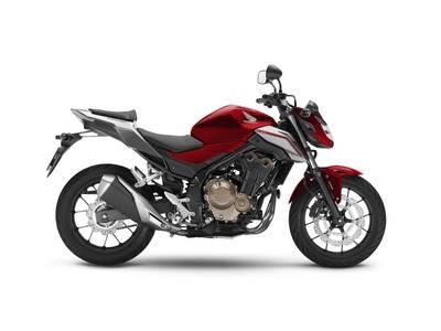 2018 Honda® CB500F | 1 of 1