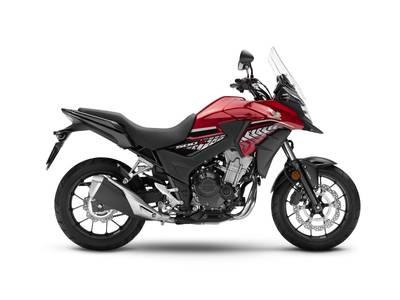 2018 Honda® CB500X ABS