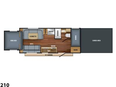 Jayco Seneca Floor Plans