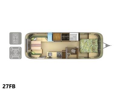 Airstream Tommy Bahama travel trailer for sale