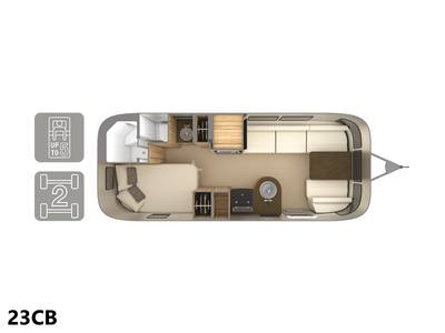 Airstream Travel Trailers Flying Cloud