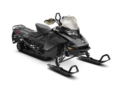 2019 Ski Doo Backcountry™ X® Rotax® 850 E-Tec® Black