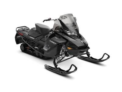 2019 Ski Doo MXZ® TNT® Rotax® 850 E-Tec® Black