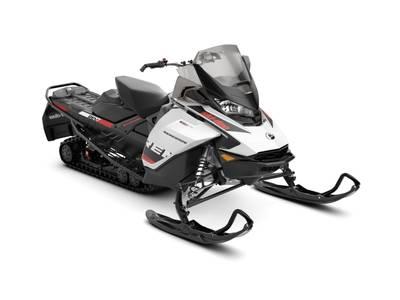 2019 Ski Doo Renegade® Adrenaline Rotax® 600R E-Tec® White & Black
