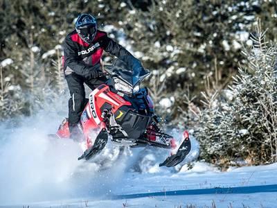 Polaris® Snowmobiles For Sale near Cambridge & Kitchener, ON