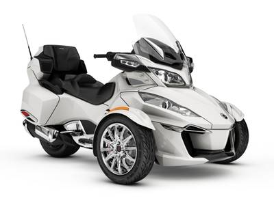 2018 Can-Am ATV Spyder® RT Limited Chrome