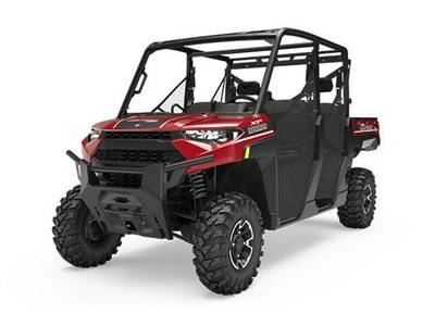New  2019 Polaris® Ranger Crew® XP 1000 EPS Premium Golf Cart / Utility in Roseland, Louisiana