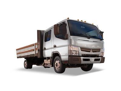 2019 Mitsubishi Fuso FE160 Crew Cab Base | Norfolk Truck