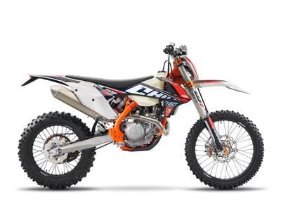 2019 KTM 450 EXC-F Six Days 1
