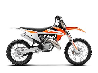 2019 KTM 150 SX 1
