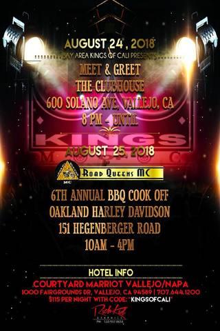 Event Calendar | Oakland Harley-Davidson® California
