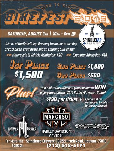 Calendar Events | Mancuso Harley-Davidson® Central | Houston Texas