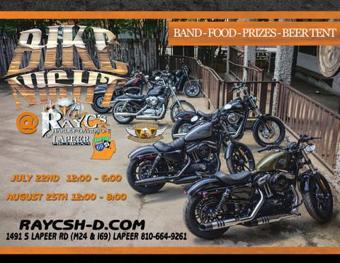 Event Calendar   Ray C's Harley-Davidson®   Lar Michigan