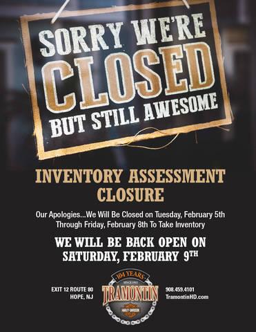 Calendar Events | Tramontin Harley-Davidson® | Hope New Jersey