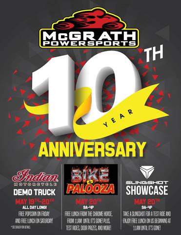 Mcgrath Cedar Rapids >> Mcgrath Powersports Event Calendar Cedar Rapids Ia