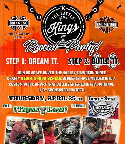 Event Calendar | Mancuso Harley-Davidson® Central | Houston