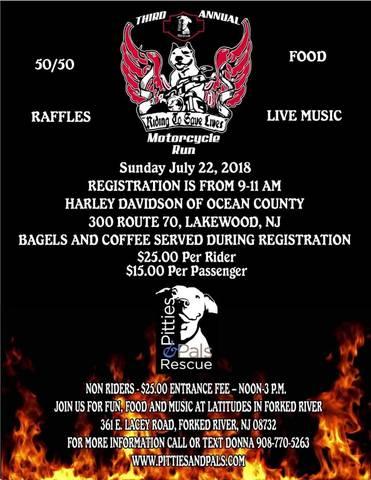 Calendar Events | Harley-Davidson® of Ocean County