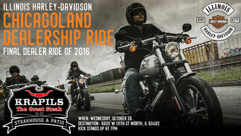 Calendar Events | Illinois Harley-Davidson® | Countryside