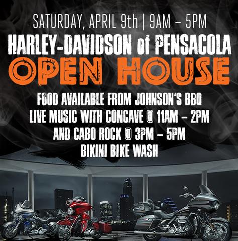 Event Calendar Harley Davidson Of Pensacola Florida